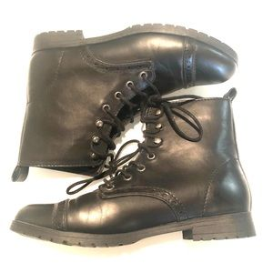 H&M Black Boots Never Worn